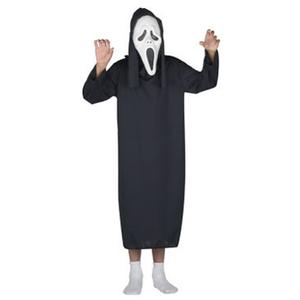 Halloween Disfraz Scream Traje + Máscara