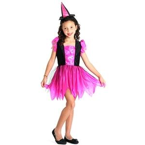 Halloween Disfráz Brujita Encantada Pop