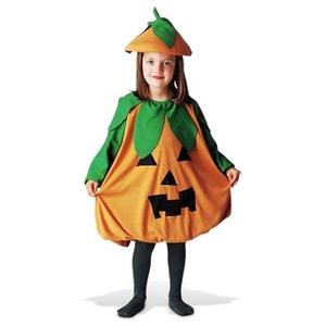 Halloween Disfraz Calabaza Traje + Sombrero