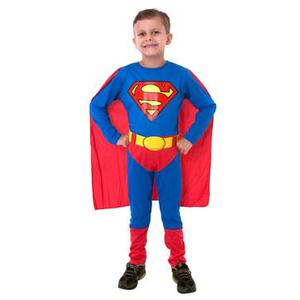 Disfraz de Superman Traje + Cinto