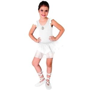 Disfraz Bailarina Malla + Tutu + Bandanas
