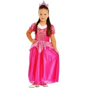 """Disfraz de Princesas """"La Bella Durmiente"""" Vestido + Tiara"""
