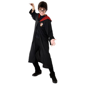 Disfraz de Harry Potter Traje + Anteojos