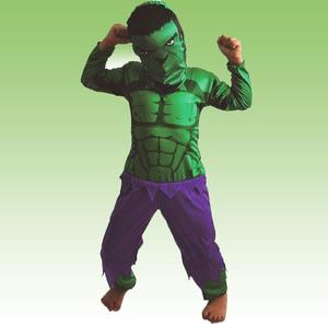 Disfraz del Increible Hulk Original New Toys Traje + Máscara