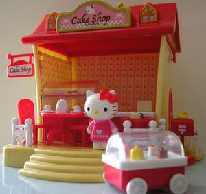 Hello Kitty Cake Shop (Casa de Tortas)