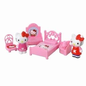 Hello Kitty Mini Sets En Blister - 2 Muñecas Con Accesorios