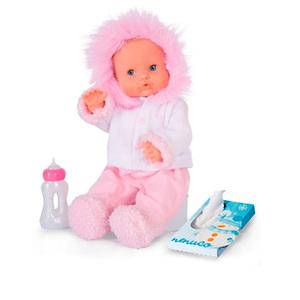 Nenuco Invierno Resfriado Con Accesorios Original