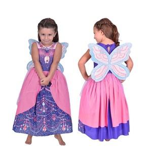 Disfraz Barbie Mariposa Y La Princesa De Las Hadas Violeta Disney Original