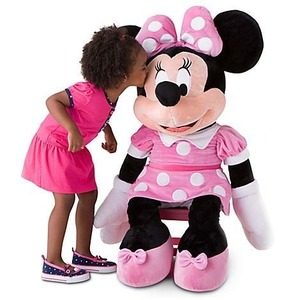 Minnie Mouse Peluche Original Disney Gigante 100 Cm