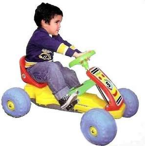 Karting con Transmision a Cadena Super Resistente