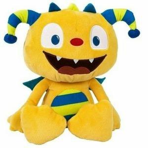 Henry El Monstruito Huggle Monster Original Peluche Grande 50cm TV