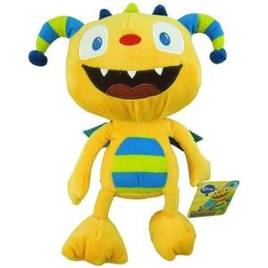 Henry El Monstruito Huggle Monster Original Peluche Mediano 25cm TV