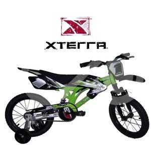 Bicicleta Infantil Musetta X-terra Moto Cross - Rodado 12