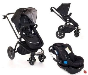 Cochecito Moises Infanti Travel System Epic Gb01
