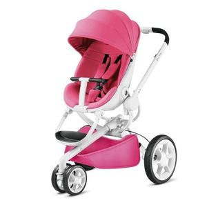Coche De Bebé Quinny Moodd Irony Pink - Edicion De Diseño