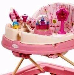 Andador Musical Lujo Princesas Disney Bandeja C/ Juegos