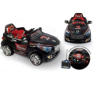 Camioneta Auto a Bateria Modelo BMW + Control Remoto + Mp3 + Sonidos + Luces
