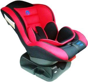 Butaca Auto Bebé 0 a 4 Años Reductor Super Acolchado y Envolvente