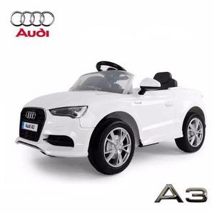 Audi A3 A Batería Blanco Con Control Remoto 12 V 3 Velocidades