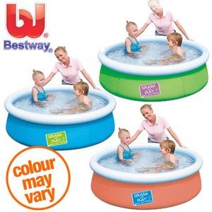 Pileta Fast Set Para Niños 152 X 38 Bestway