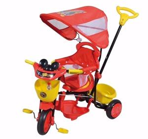 Triciclo Direccional Disney Mickey con Reductor Desde 6 meses