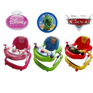 Andador Musical Disney Pixar con Frenos