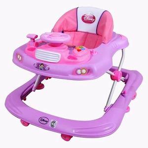 Andador Musical Tablero de Auto Princesas