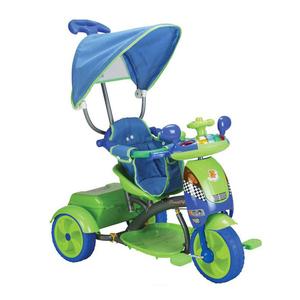 Triciclo Scooter Direccional Manija Luz Y Musica  Budada