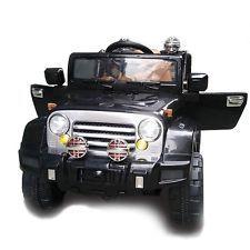 Nuevo!! Jeep Wrangler 12v 2 Motores Luces MP3 Luz Trasera Reflectora