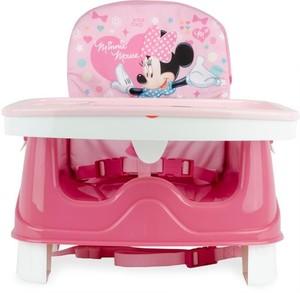 Silla De Comer Plegable Portatil Booster Disney 2 Bandejas 2 Alturas