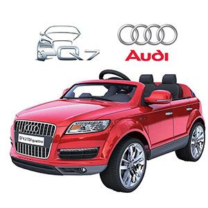 Nuevo Audi Q7 Doble Asiento 12v - Licencia Oficial.