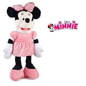 Peluche Gigante Minnie 90 Cm - Disney