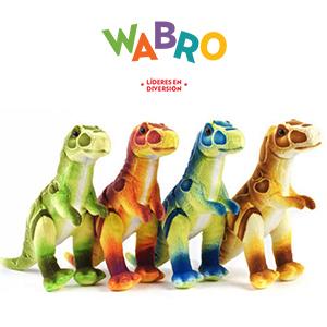 Peluche Dino Iguanadonte 30 Cm - Wabro