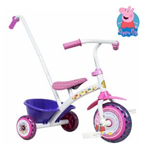 Triciclo Peppa Pig Unibike Ultra Resistente Original