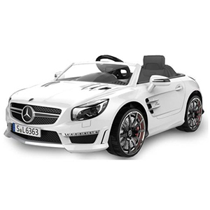 Mercedes Benz Sl63 A Bateria+mp3+sd+sonidos
