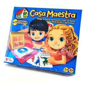 Juego de Mesa La Casa Maestra