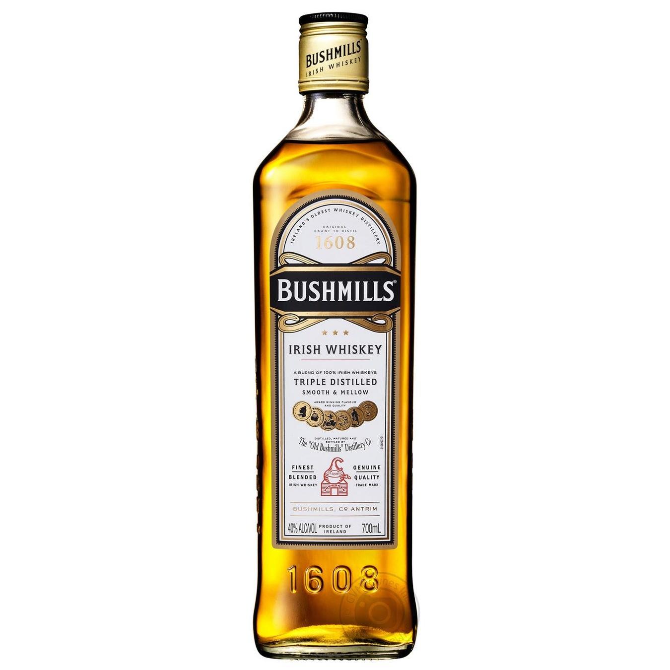Купить Виски Bushmills Original 0, 7л