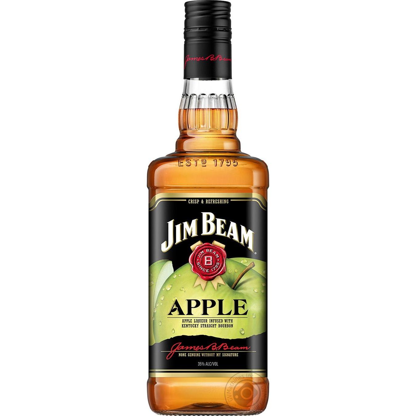 Купить Виски Jim Beam Apple 35% 0, 7л