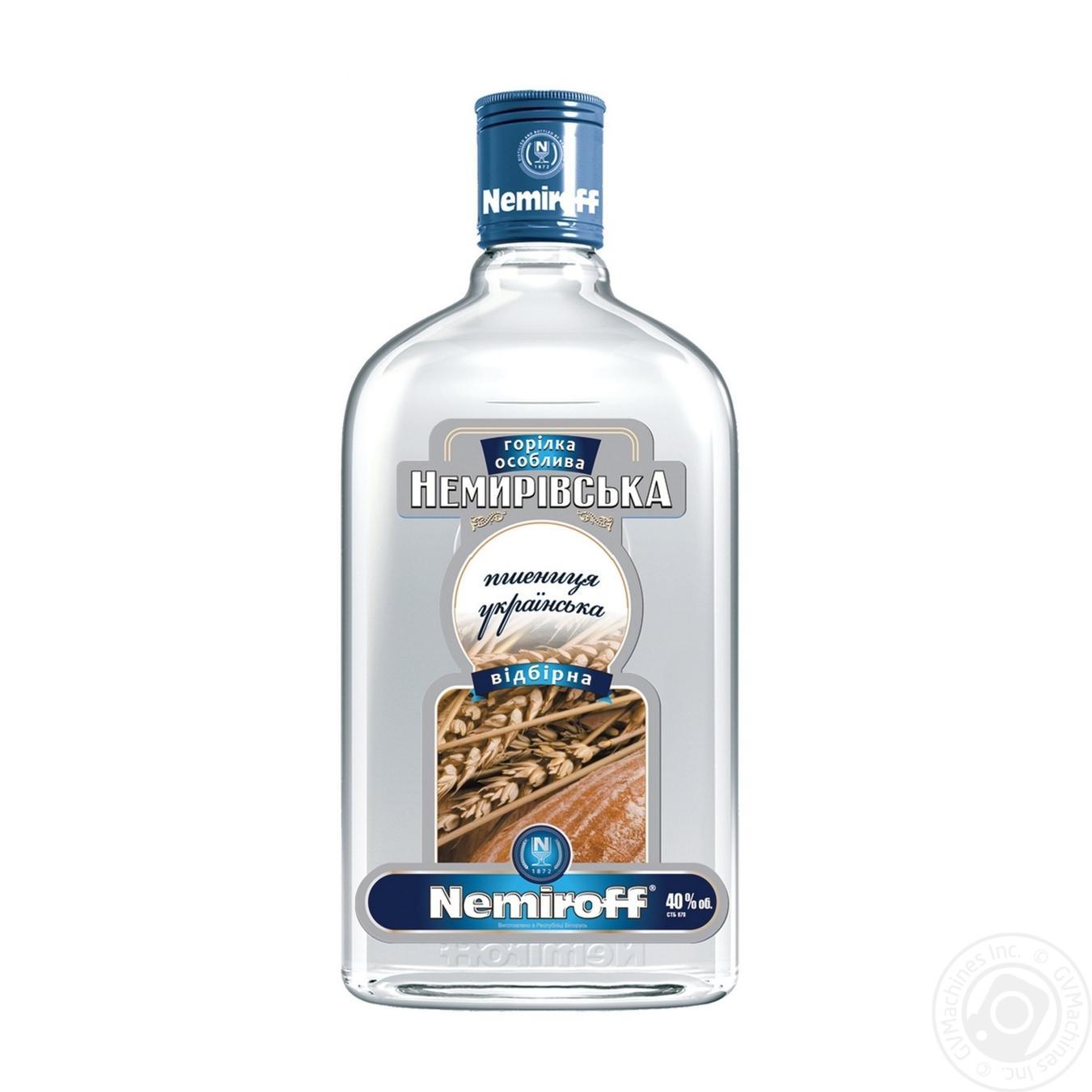 Купить Водка Nemiroff деликат 0, 37л