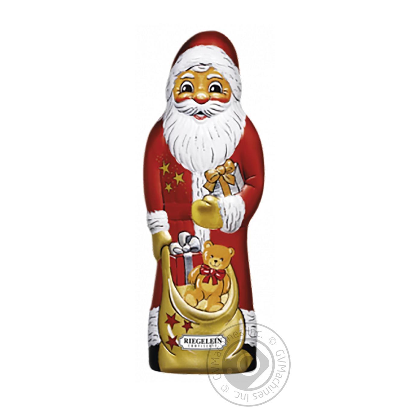 Купить Фігурка шоколадна Riegelein Санта-Клаус 150г