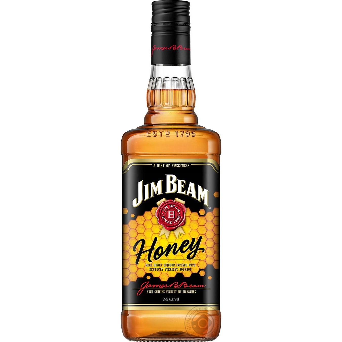 Купить Виски Jim Beam Honey 35% 0, 7л