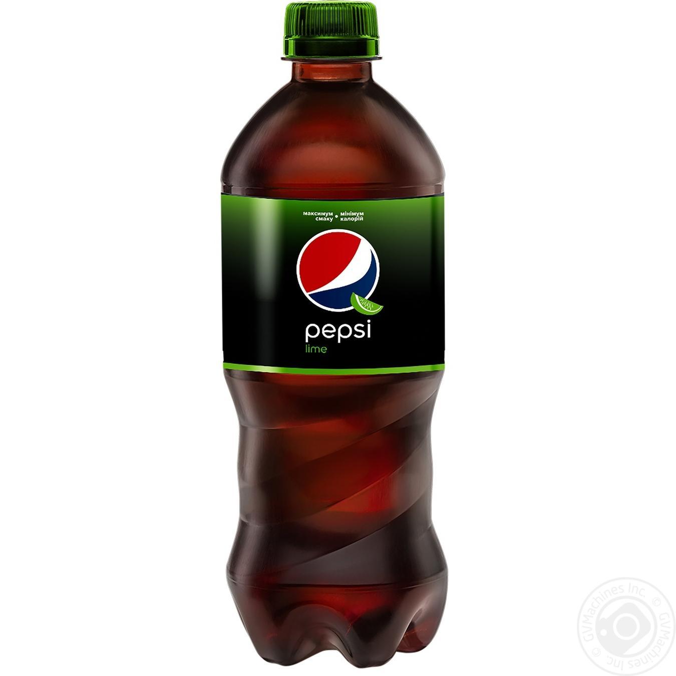 Купить Солодка вода, Напій Pepsi Лайм 0, 5л