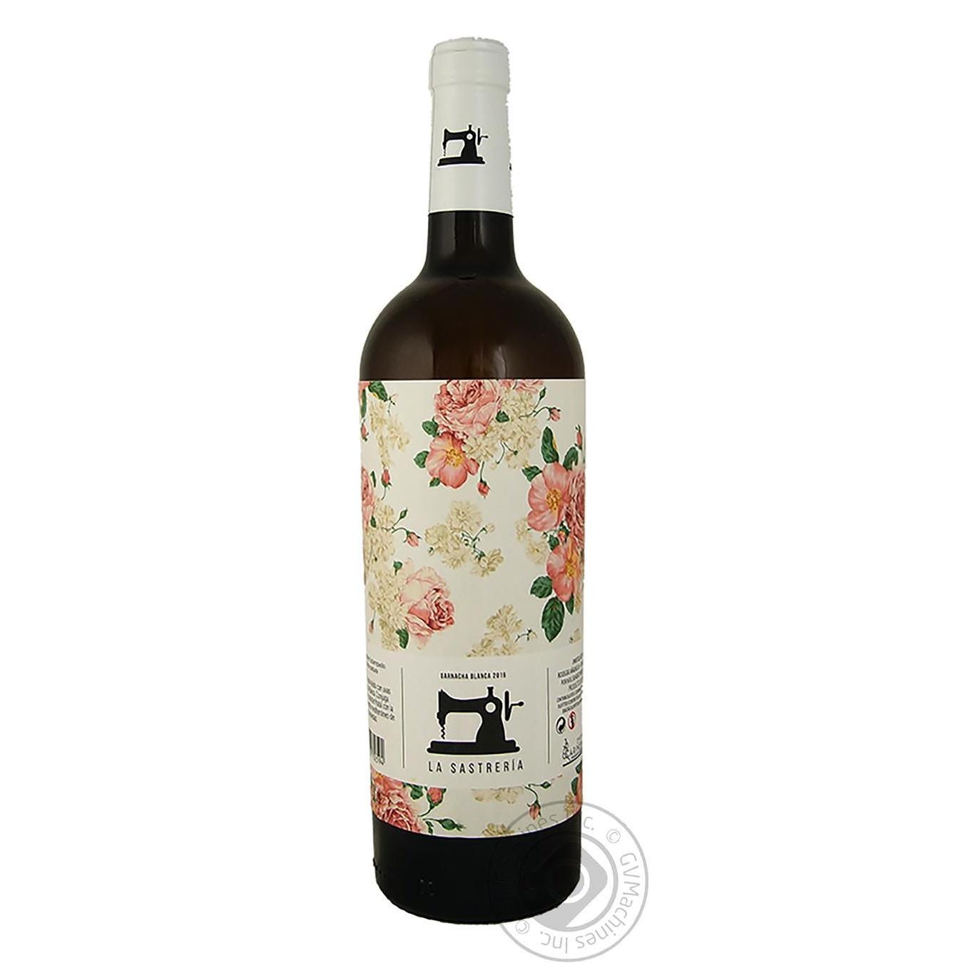 Купить Вино La Sastreria Garnacha белое сухое 0, 75л