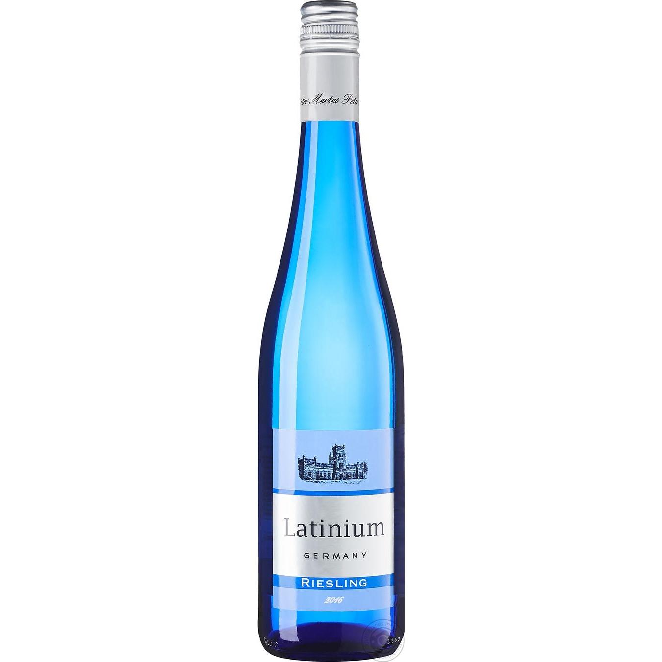 Купить Вино Latinium Рислинг белое полусладкое 0, 75л