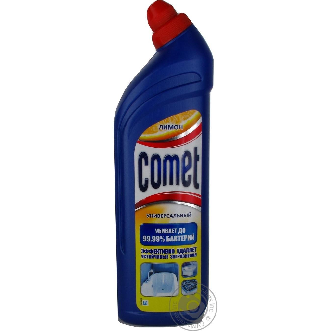 Купить COMET УНІВ.ГЕЛЬ 1 Л ЛИМОН
