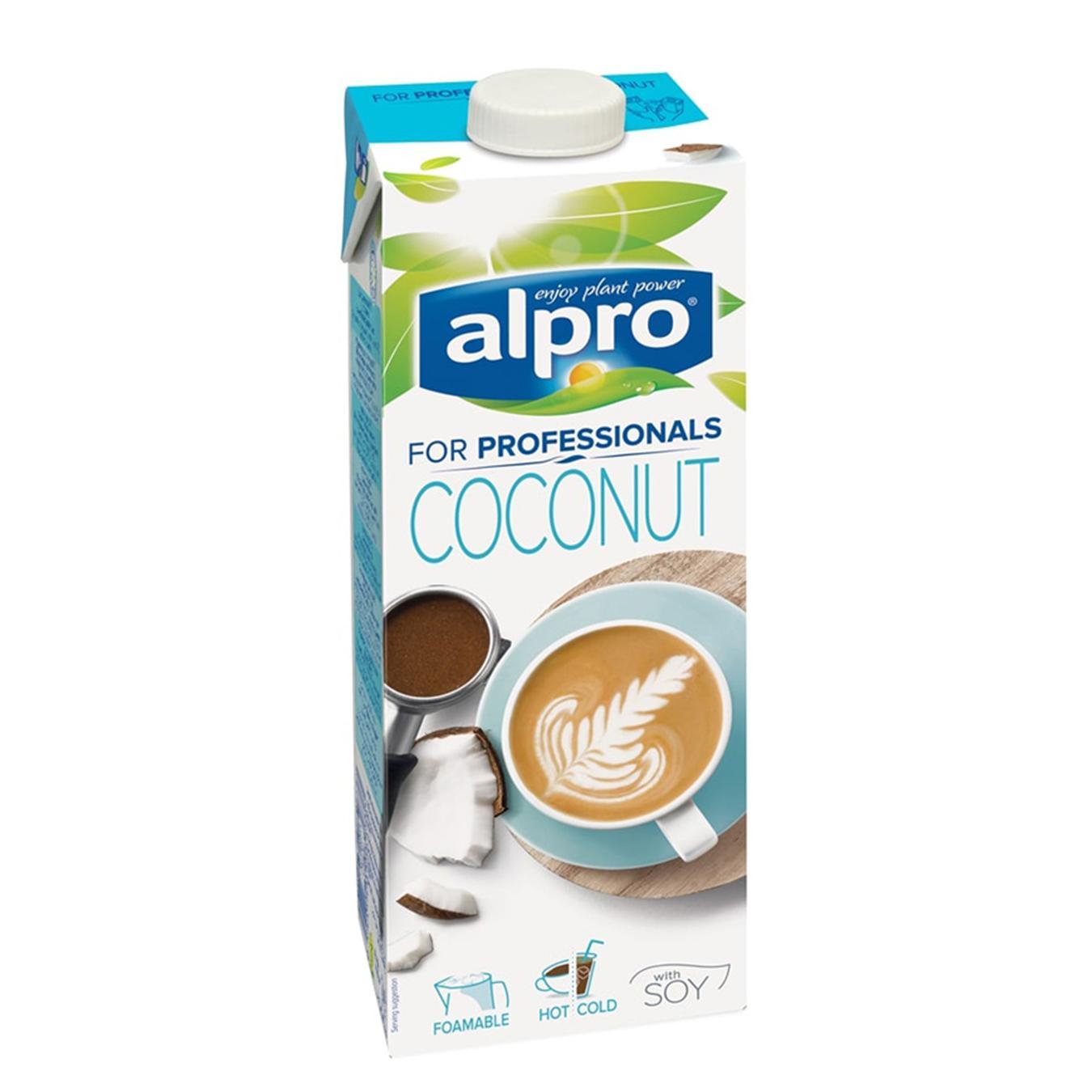 Купить Все для суші, Напій Alpro кокосовий 1л
