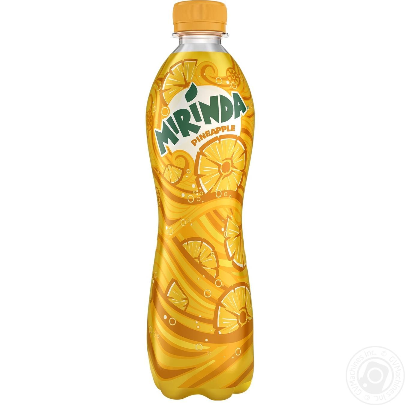 Купить Напиток Mirinda Ананас 0, 5л