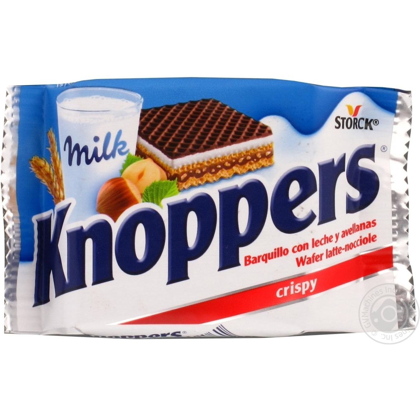 Купить Вафлі Knoppers 25г