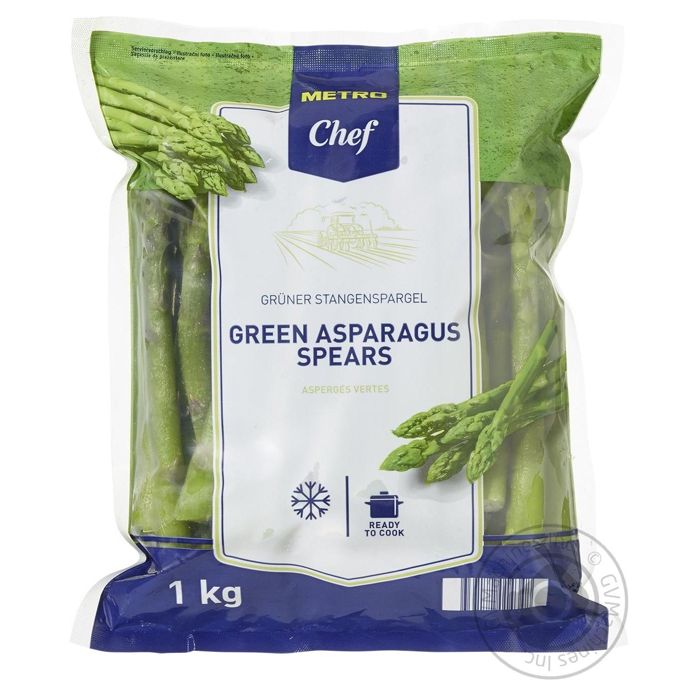 Купить Спаржа METRO Chef зеленая замороженная 1кг