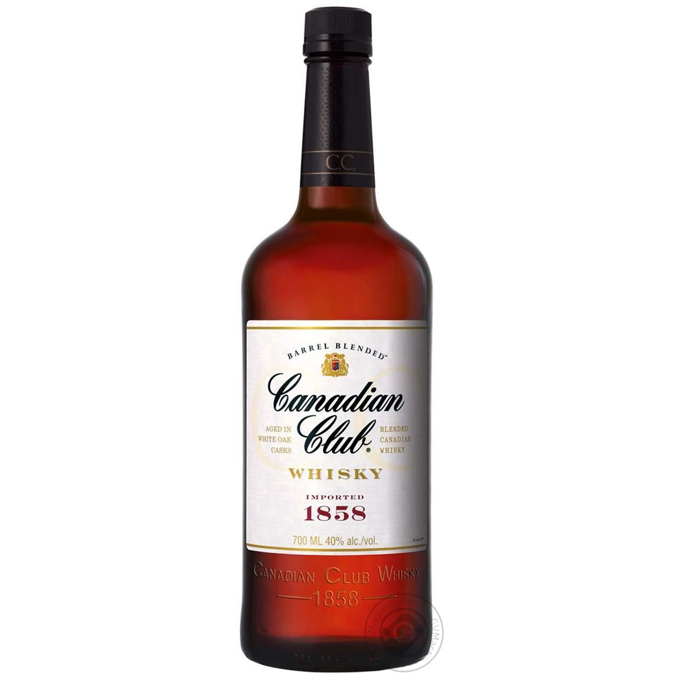 Купить Виски Canadian Club 40% 0, 7л